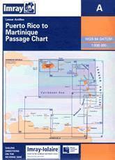 Puerto Rico Chart A1 - Imray
