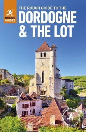 Dordogne & a Lot, angol nyelvű útikönyv - Rough Guide