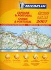 Spain & Portugal Road Atlas - Michelin