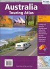 Ausztrália Touring atlasz (spirál) - Hema