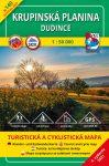 Korponai-fennsík, Gyügy turistatérkép (140) - VKÚ