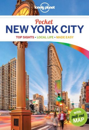 New York, angol nyelvű zsebkalauz - Lonely Planet