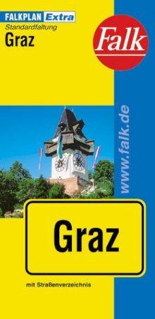 Graz várostérkép - Falk