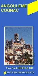Angoulême, Cognac várostérkép - Grafocarte