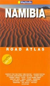 Namibia Touring Atlasz - Map Studio