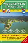 Vihorlát, Zempléni-víztároló turistatérkép (126) - VKÚ