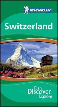 Switzerland Green Guide - Michelin