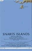 Snares Islands & Bounty Islands térkép - Land Information
