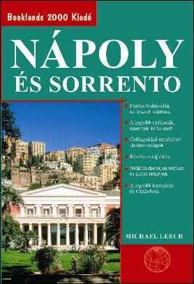 Naples & Sorrento, guidebook in Hungarian - Booklands 2000
