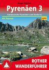 Pireneusok (3), német nyelvű túrakalauz - Rother
