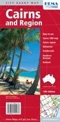Cairns és környéke térkép - Hema