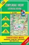 Zempléni-dombság, Latorca-síkság turistatérkép (HM 148) - VKÚ