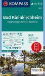 Bad Kleinkirchheim turistatérkép (WK 063) - Kompass