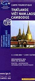 Thaiföld, Vietnam, Laosz, Kambodzsa - IGN