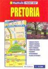 Pretoria zsebtérkép - Map Studio