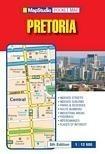 Pretoria zsebtérkép - MapStudio