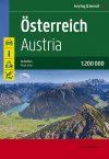 Ausztria autóatlasz (1: 200 000) - Freytag-Berndt