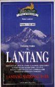 Langtang (No.6) térkép - Himalayan Maphouse