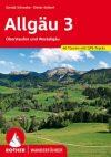 Allgäu (3), német nyelvű túrakalauz - Rother