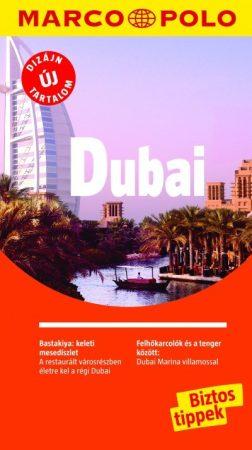 Dubai útikönyv - Marco Polo