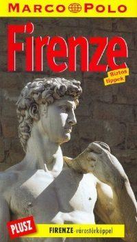 Firenze útikönyv - Marco Polo