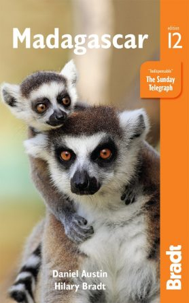 Madagaszkár, angol nyelvű útikönyv - Bradt