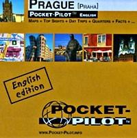 Prága térkép - Pocket-Pilot
