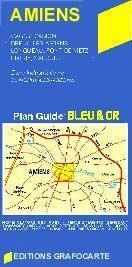 Amiens várostérkép - Grafocarte