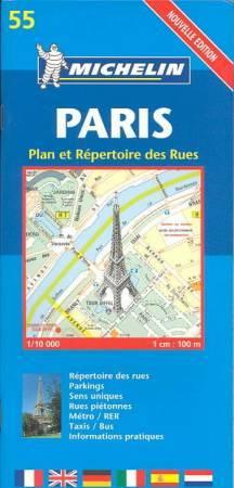 Párizs - Michelin
