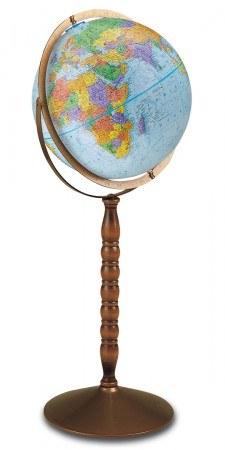 Treasury földgömb - 30 cm