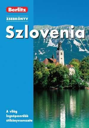 Szlovénia zsebkönyv - Berlitz