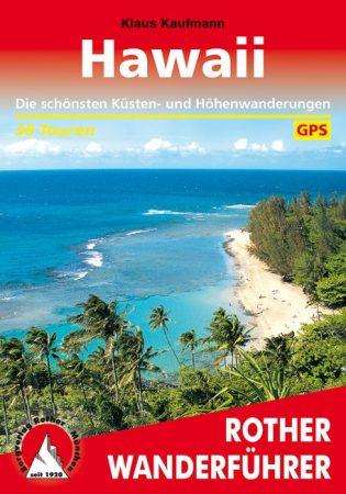 Hawai, német nyelvű túrakalauzi - Rother