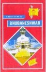 Bhubaneshwar térkép - TTK