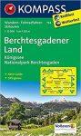 Berchtesgadener Land turistatérkép (WK 794) - Kompass