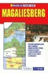 Magaliesburg zsebtérkép - Map Studio