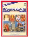 Maharashtra autóatlasz - Indian Map Service
