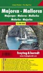Mallorca zsebtérkép - Freytag-Berndt