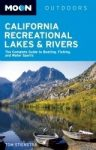 California Recreational Lakes and Rivers - Moon