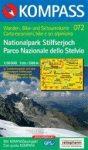 Parco Nazionale dello Stelvio turistatérkép (WK 072) - Kompass