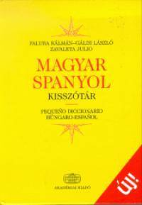 Magyar-spanyol kisszótár