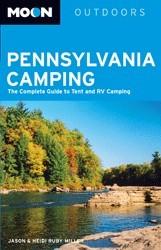 Pennsylvania Camping - Moon