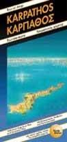 Karpatosz térkép - Gecko Maps