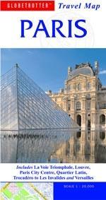 Paris - Globetrotter: Travel Map
