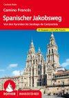 Spanyol Szent Jakab-út, német nyelvű zarándokkalauz - Rother