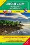 Chočské vrchy & Liptovská mara, hiking map (111) - VKÚ