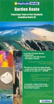 Garden Route térkép - Map Studio