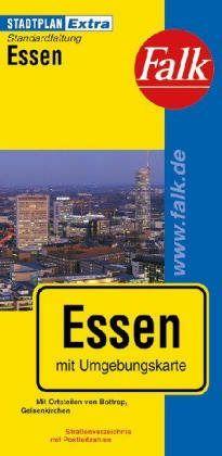 Essen Extra várostérkép - Falk