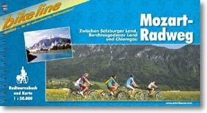 Mozart-kerékpárút - Esterbauer