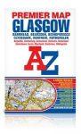 Glasgow térkép - A-Z
