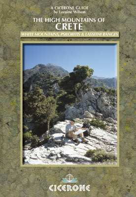 The High Mountains of Crete – a walking and trekking guide - Cicerone Press